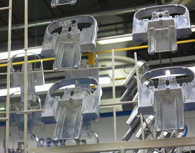 Die casting surface treatments