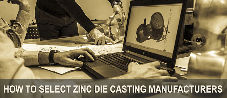 zinc die casting manufacturers