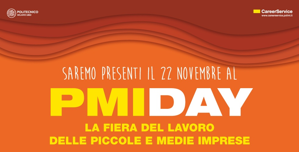 PMI DAY 2018 Bruschi POLIMI