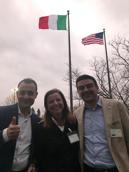Matteo Coppola, Monica Mazza and Paolo Rastelli