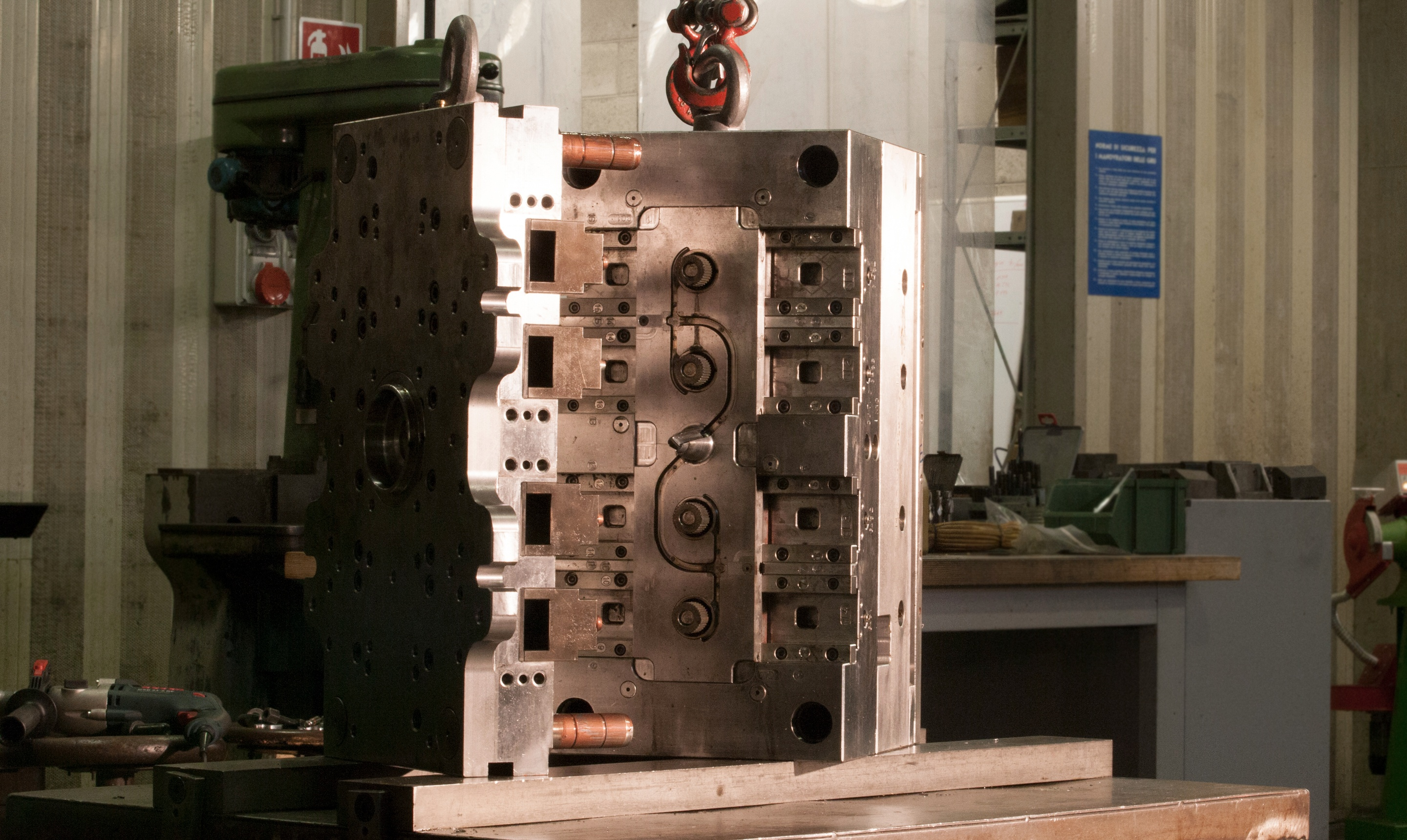 Defects in die casting