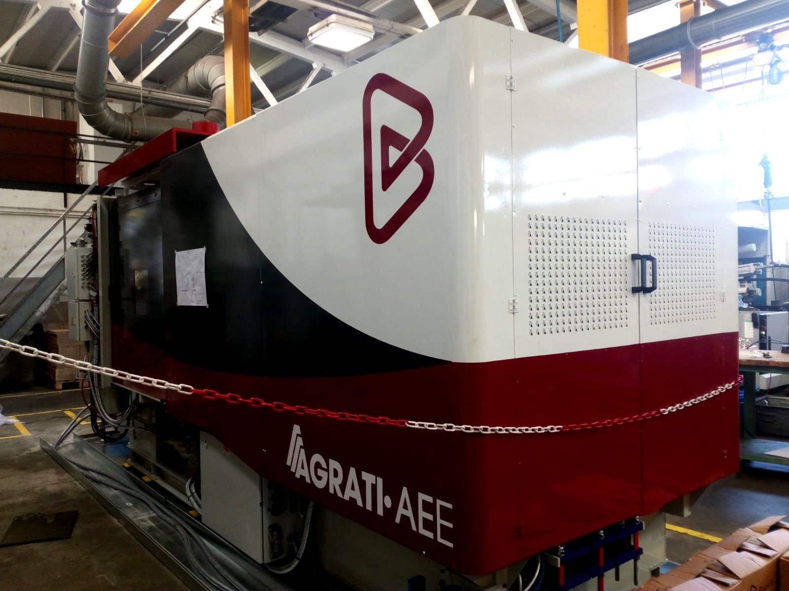 Industrial machinery: Bruschi's new die casting machines